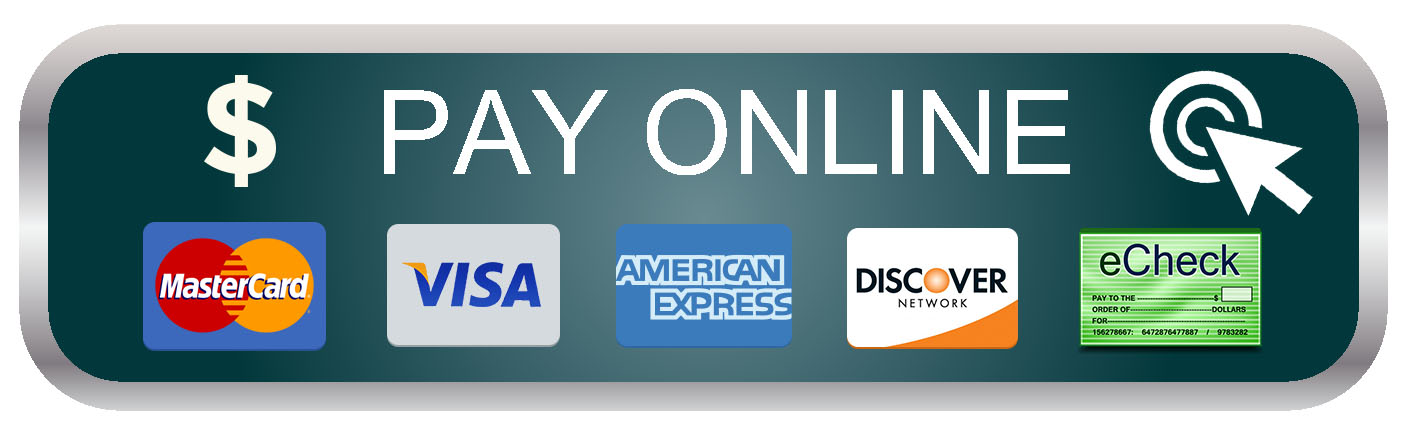 pay online button